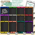 IPad Players Galore! Your students will flip when they see these glittery, fun iPad tablet devices and you will be the talk of the school for makin...