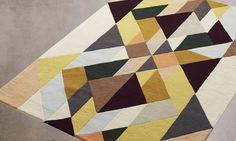 Vita carpet #carpet #rug #graphic