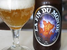 La Fin Du Monde - I think I'll have one right now...