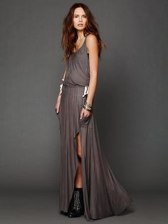 Free People Made My Day Maxi at Free People Clothing Boutique