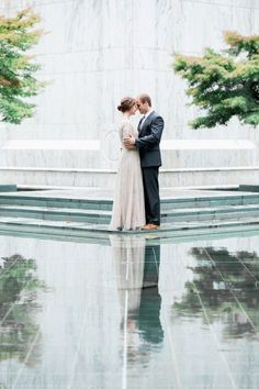 20 Jaw-Dropping Wedding Photos That Will Make You Want to Elope ASAP via Brit + Co