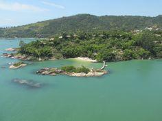 Spent my honeymoon here.   Foto aérea do hotel - Ponta dos Ganchos | Santa Catarina