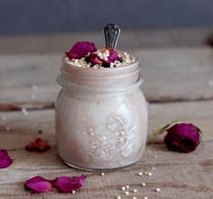 Chocolate Buchwheat Smoothie - Delicious and Healthy by Maya