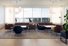 Interior design by Sistem Interior Architects.