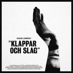 """Oscar Linnros """"Klappar och slag"""" album cover. http://www.bengans.se/Product.aspx?skivkod=577297=music   #cover #albumcover #album #sleeve"""