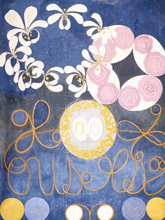 Hilma Af Klint Paintings | Dossier Journal: Look » Hilma Af Klint