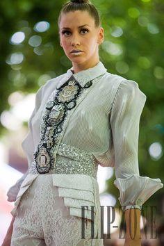"""On aura tout vu """"Somewhere else kingdom"""", A-H 2012-2013 - Haute couture - http://fr.flip-zone.com/fashion/couture-1/independant-designers/on-aura-tout-vu-2958"""