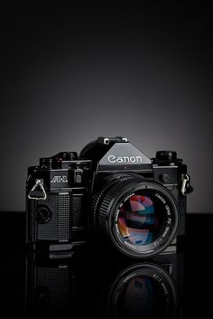 Canon A-1 AnatomyFilms.com