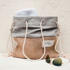 Get her ready for summer with a stylish sand-free beach bag she can show off. | 13 Things Your Mom Actually Wants For Mother's Day