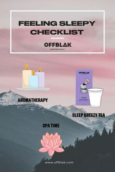 Reach for some Offblak tea and a spa day. this will help you zen out and for a great night's sleep🧘‍♀️ Forest Fruits, Feeling Sleepy, Masala Chai, Relaxing Day, Spa Day, Spice Things Up, Aromatherapy, Herbalism, Zen