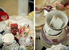 Alice in Wonderland Wedding - Tons of cute ideas!!