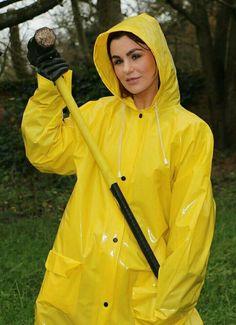 #RaincoatsForWomen