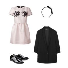 Look of the day: So cute!