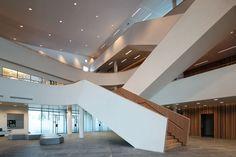 Rabobank Westelijke Mijnstreek Advice Centre | Mecanoo; Photo: Christian Richters | Archinect