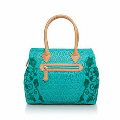 How great is this Sharif bag? It's the ultimate accessory! What color would you get -- turquoise, peach or white?