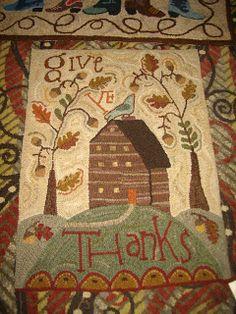 The Grinning Sheep Blog by Kathy of Briarwood Folk Art
