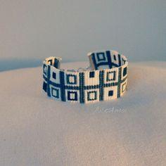 #ailesetmoi #manchette #miyukiaddict #metieratisser #miyuki #tissage #perles #bracelet #diy #handmade #geometrique #jenfiledesperlesetjassume