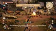Fable Anniversary HUD on Behance