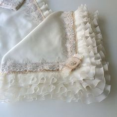Piliseli Одеяло | Экрю & Капучино