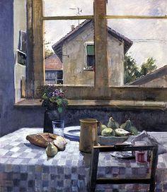 Interior Backlight (Contraluce) - Gianfranco Manara, 1961 (Italian 1924-1993)