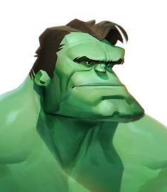 Hulk by MaxGrecke on DeviantArt