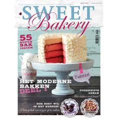 Sweet Bakery super leuk tijdschrift met heerlijke recepten