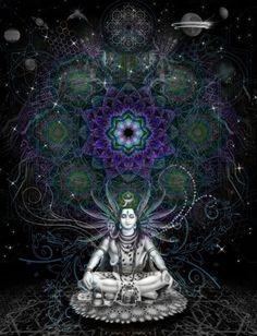 hallucihoop:    Shiva Space Technology - Aumega