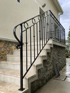 Facade, Stairs, France, Building, Design, Home Decor, Outdoors, Decoration, Table
