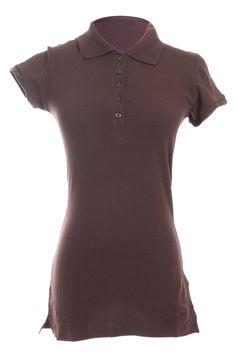 Short Sleeve 5 Button Polo Shirt