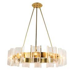 Dering Hall - Buy Helios Tall Chandelier - Ceiling - Lighting