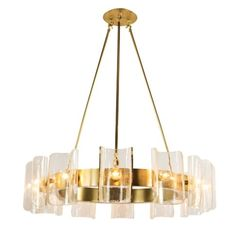 Dering Hall - Buy Helios Tall Chandelier - Ceiling - Lighting