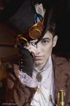 The Gentleman! by SutcliffGrell.deviantart.com on @deviantART