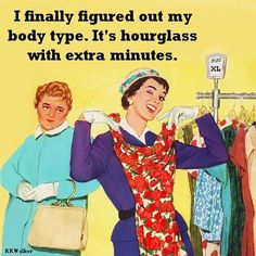 Oh I so understand this ..Wa-hoooo !