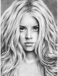 Beautiful Sketch! I don't know how people draw like this. Perfection.