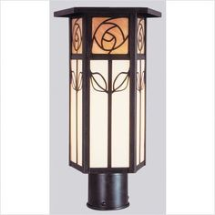 "Arroyo Craftsman SCP Saint Clair Outdoor Post Lantern by Arroyo Craftsman. $280.48. Arroyo Craftsman SCP Features: -Saint Clair collection. -Available in several finishes. -Available in several shade colors. -UL listed. -Suitable in wet location. Specifications: -Accommodates: 1 x 60W / 1 x 100W medium incandescent bulb. -ID post cup: 3"". -Available sizes:. -16"" Overall dimensions: 16"" H x 8"" W. -12"" Overall dimensions: 12"" H x 8"" W. Note: Arroyo Craftman items with Antique C..."