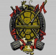Ninja Turtle coat of arms