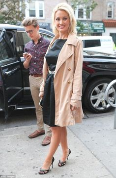 Holly Madison continues to promote her Playboy tell-all in NYC - Celebrity Fashion Trends