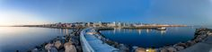 Helsingborg North Harbour (via Flickr http://flic.kr/p/LrjEwU)