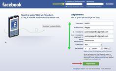 Een nieuw Facebook profiel aanmaken is niet lastig maar deze handleiding is wel handig.
