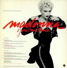 For Sale - Madonna You Can Dance - Single Edits USA Promo  vinyl LP album (LP record) - See this and 250,000 other rare & vintage vinyl records, singles, LPs & CDs at http://eil.com