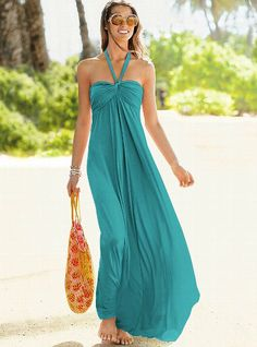 Beach dress that will also take you to dinner