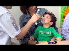 astma medicatie en inhalatie bij kinderen van 0 tot 3 jaar - YouTube