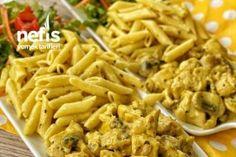 Bi Köri (Kremalı Tavuklu Mantarlı) Tarifi Iftar, Chicken, Cooking, Food, Food And Drinks, Kitchen, Essen, Meals, Eten