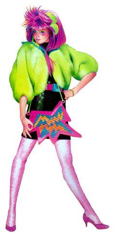 "♥ Jem and the Holograms, Rio, Jerrica, Kimber, Aja, Shana, Raya, Pizzaz, Stormer, Roxy, Clash, Dance, Jetta ♥ Clash from ""Jem And The Holograms"" series."
