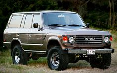 Toyota FJ60 Land Cruiser