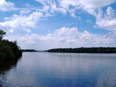 View from the Coon Rapids Dam