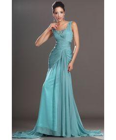 2013 New Fabulous Sexy Square Evening Dress EF1064E $143.23 in eFexcity.com.