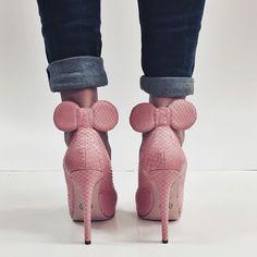 diseño distintivo patrones de moda mayor selección de Los tacones de Minnie Mouse llegan a Primark Primark lanza ...