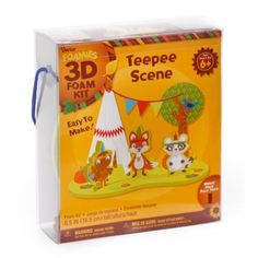 WeGlow International Harvest TeePee Scene Kit * More info could be found at the image url. (Note:Amazon affiliate link)