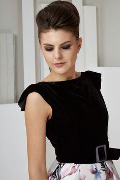 2018-03-11 Celebre 10758 Evening Dresses, Formal Dresses, Blouse, Unique, Collection, Tops, Women, Fashion, Home